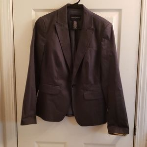 Banana Republic Pinstriped Women's Blazer Size 4